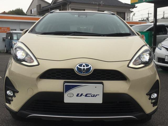 「トヨタ」「アクア」「コンパクトカー」「愛知県」の中古車9