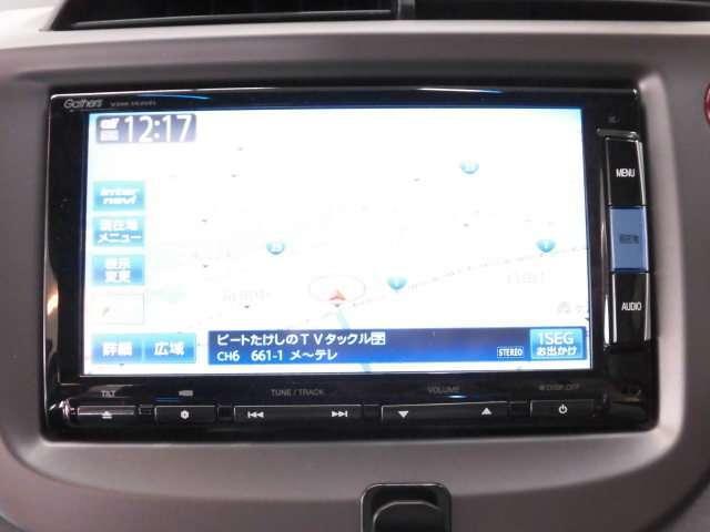 ホンダ フィット G スマートスタイルエディション メモリーナビTV ETCスマー