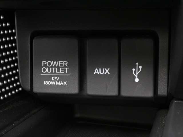 α ETC AUX USBジャック LEDヘッドライト(11枚目)