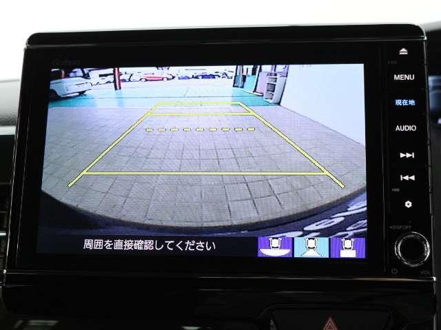G・EXホンダセンシング 純正8型ナビ 両電動Sドア Bluetooth対応(4枚目)