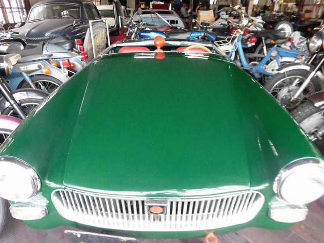 「MG」「MG ミゼット」「オープンカー」「愛知県」の中古車3