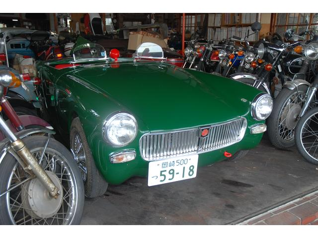 「MG」「MG ミゼット」「オープンカー」「愛知県」の中古車20