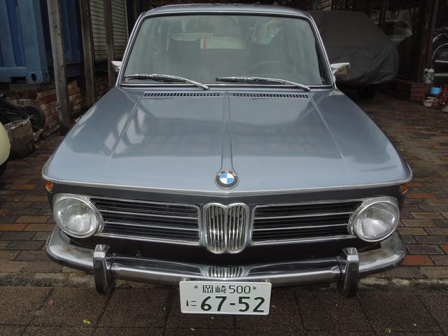 BMW BMW 2002 ディーラー車 クーラー付