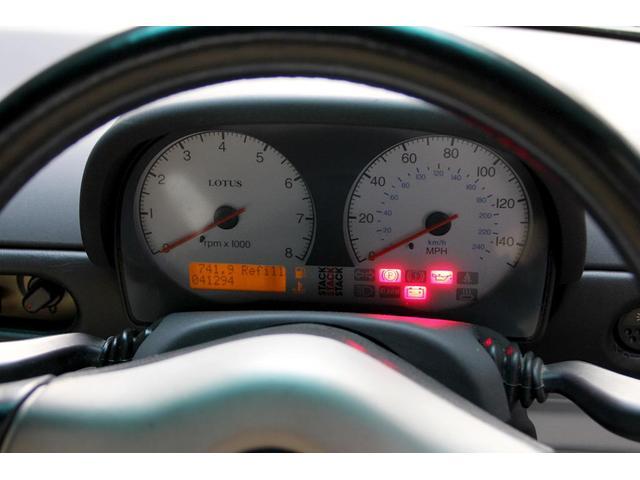 ロータス ロータス エリーゼ ROVER 18K 1800ccエンジン