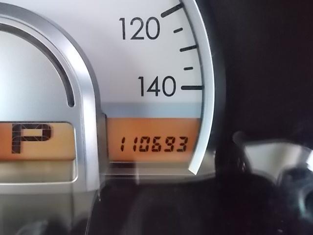 スピードメーター・トリップ・燃料計