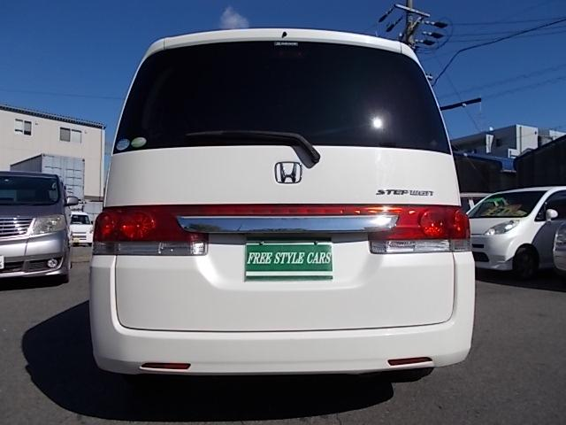「ホンダ」「ステップワゴン」「ミニバン・ワンボックス」「愛知県」の中古車7
