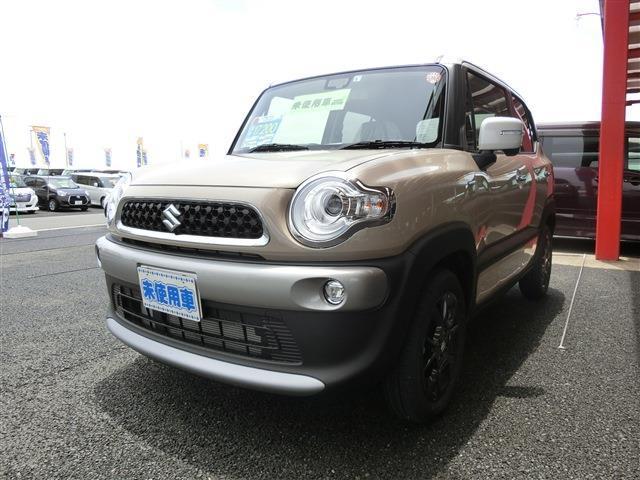 「スズキ」「クロスビー」「SUV・クロカン」「愛知県」の中古車2