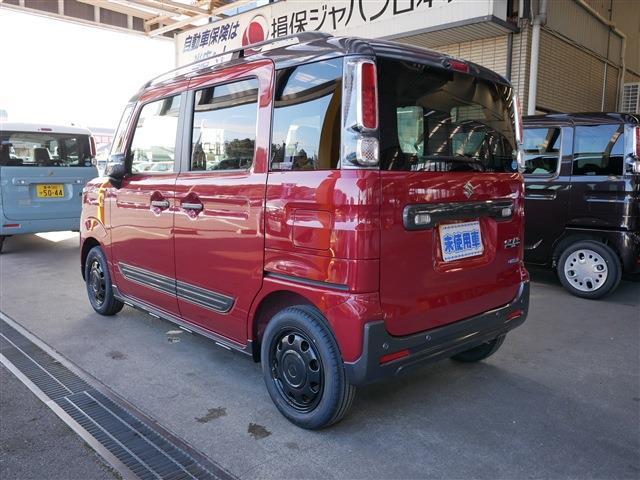 「スズキ」「スペーシアギア」「コンパクトカー」「愛知県」の中古車7