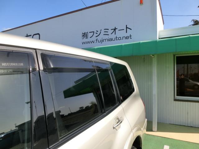 ロング スーパーエクシード 純正ナビ フリップ ワンオーナー(20枚目)