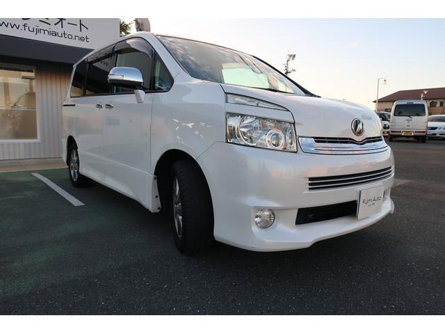 「トヨタ」「ヴォクシー」「ミニバン・ワンボックス」「愛知県」の中古車6