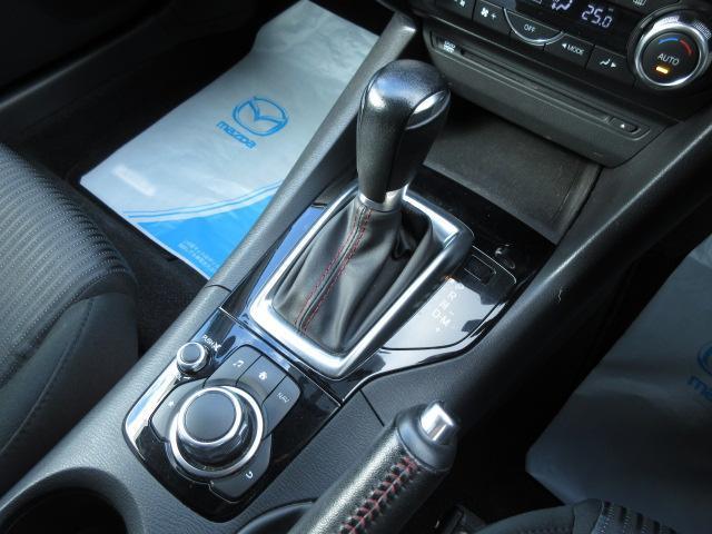 ステアリングには各種スイッチを配置。左手は主にオーディオの操作を行えます。