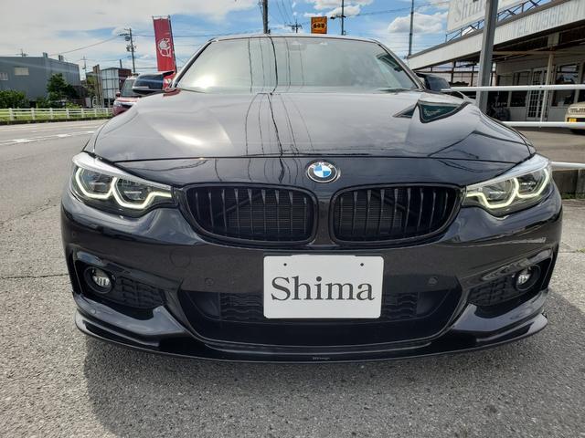 「BMW」「4シリーズ」「セダン」「愛知県」の中古車4