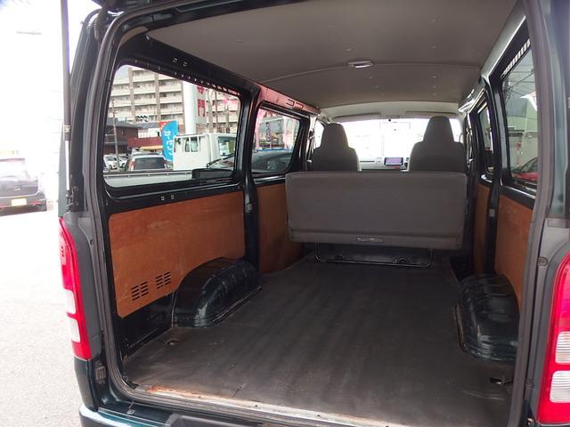 トヨタ レジアスエースバン ロングDX フルセグSDナビ 社外15AW ETC