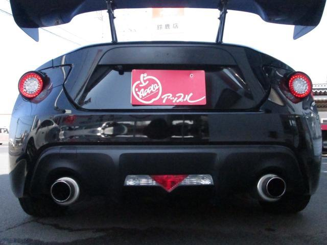GT 車高調ブリッツHKSマフラー2本出しGTウィング(13枚目)