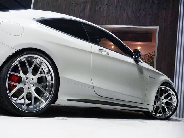 S550 4マチック クーペ エディション1 鍛造22インチ(15枚目)