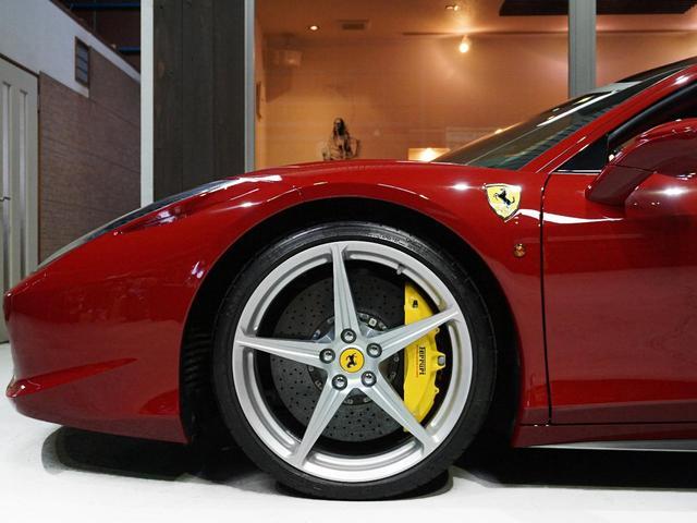 「フェラーリ」「フェラーリ 458イタリア」「クーペ」「岐阜県」の中古車14