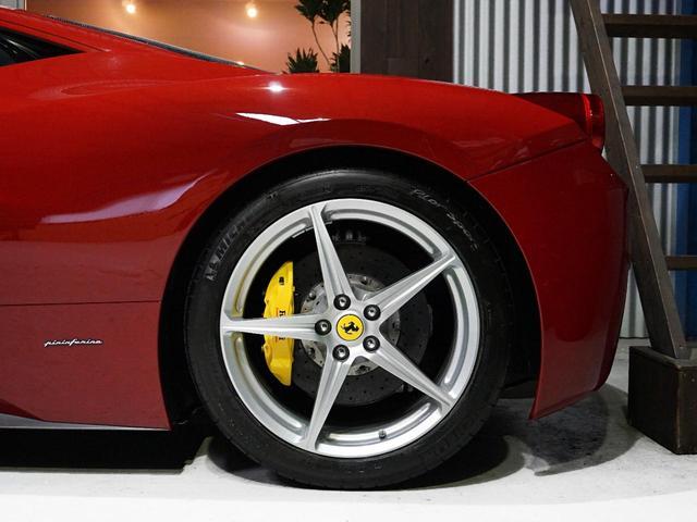 「フェラーリ」「フェラーリ 458イタリア」「クーペ」「岐阜県」の中古車15