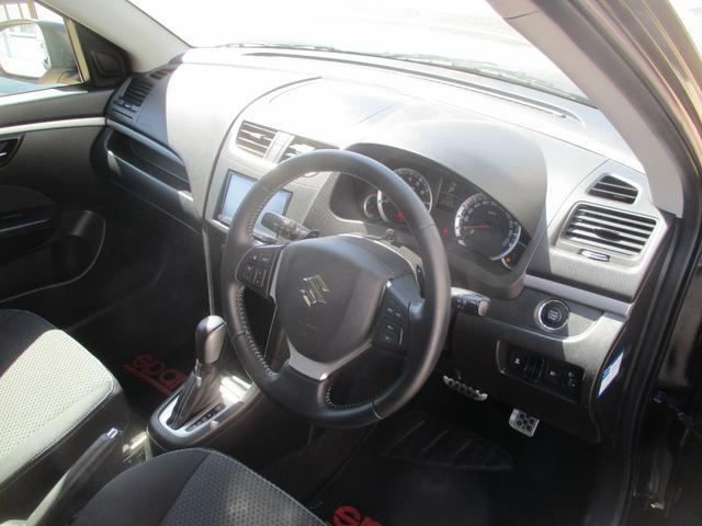 スズキ スイフト RS ファイバーヘッド 柿本マフラー LEDイルミフォグ