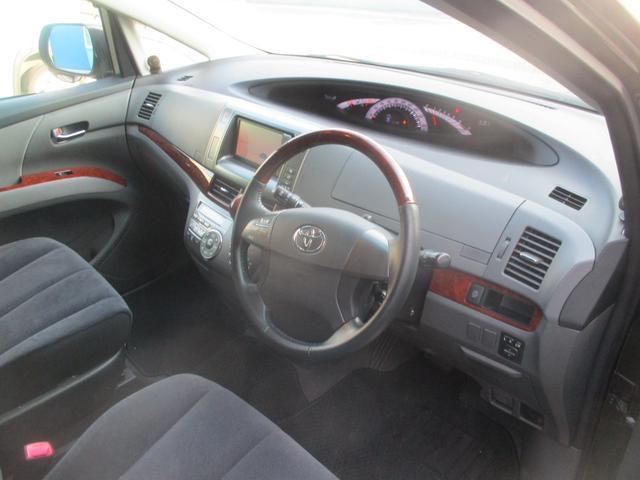 トヨタ エスティマ 3.5アエラス Gエディション 後席モニター フルセグBカメ