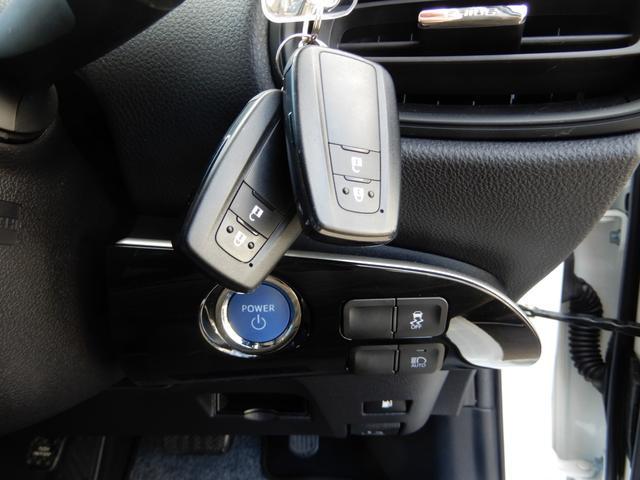 プッシュスマートキー☆もうこれは全車標準装備になってきそうなくらい人気の装備です!!