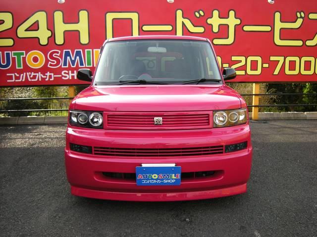 「トヨタ」「bB」「ミニバン・ワンボックス」「愛知県」の中古車3