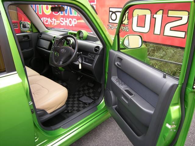 トヨタ bB ZXバージョン HID クレンツェマジスAW NEWカスタム