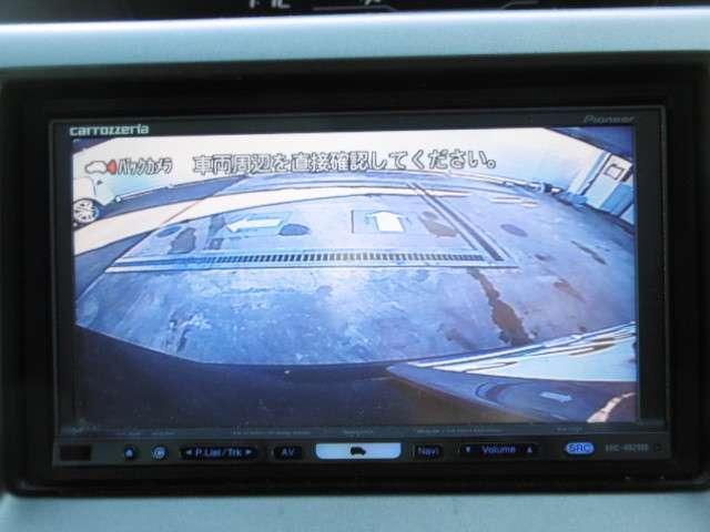 ホンダ ステップワゴンスパーダ Z 社外HDDナビ