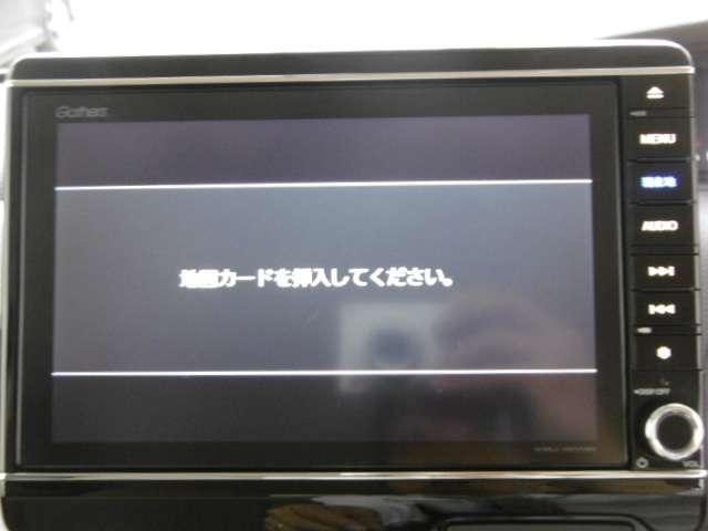 G・EXホンダセンシング 純正メモリーナビ(3枚目)