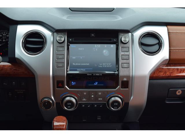 米国トヨタ タンドラ クルーマックス 1794エディション 4WD 2018モデル