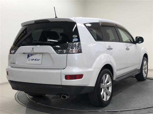 24G 4WD HDDナビ DVD再生 バックカメラ ETC HIDヘッドライト 乗車定員7人 3列シート ワンオーナー 記録簿(2枚目)