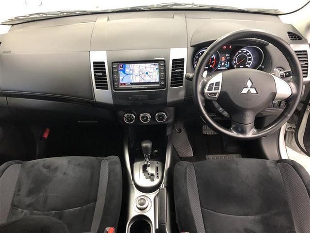 24G 4WD HDDナビ DVD再生 バックカメラ ETC HIDヘッドライト 乗車定員7人 3列シート ワンオーナー 記録簿(3枚目)
