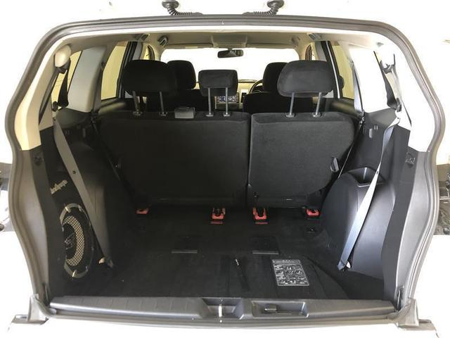 24G 4WD HDDナビ DVD再生 バックカメラ ETC HIDヘッドライト 乗車定員7人 3列シート ワンオーナー 記録簿(14枚目)
