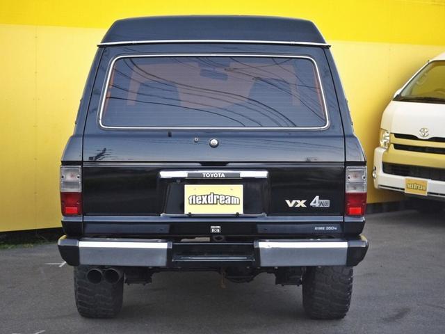 トヨタ ランドクルーザーバン VX ディーゼルターボ オートマ シートカバー 角目ワイド