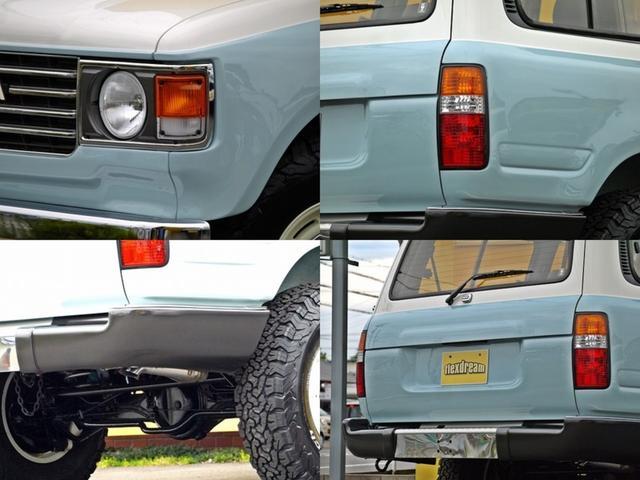トヨタ ランドクルーザー80 VX-LTD レクサスグリル 中期モデル リフトアップ