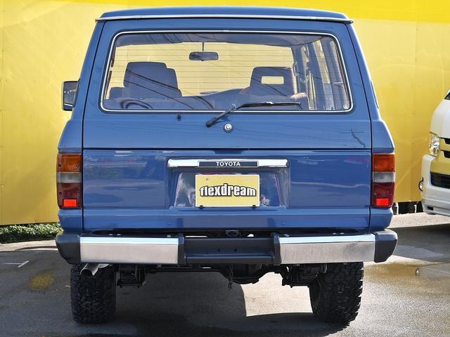 トヨタ ランドクルーザー60 VX ディーゼルターボ オートマ 角目四灯 ロールーフ
