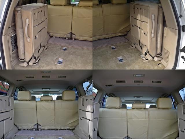 トヨタ ランドクルーザー100 VX-LTD 寒冷地仕様 サンルーフ 中期モデル 5速AT