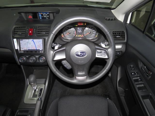 スバル インプレッサスポーツ 2.0iアイサイト メモリーナビ 4WD