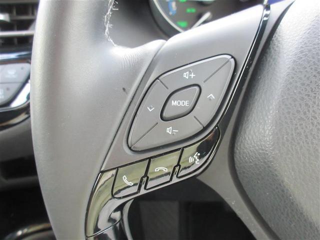 トヨタ C-HR G メモリーナビ フルセグ スマートキー ワンオーナー