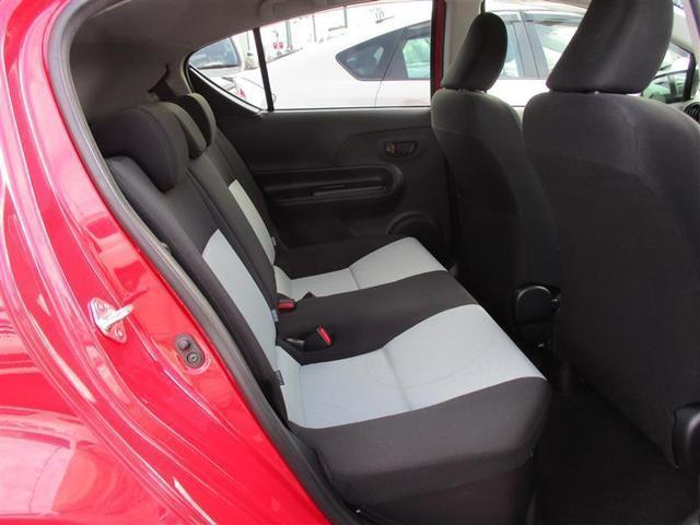 トヨタ アクア S スマートキー HDDナビ フルセグ ワンオーナー