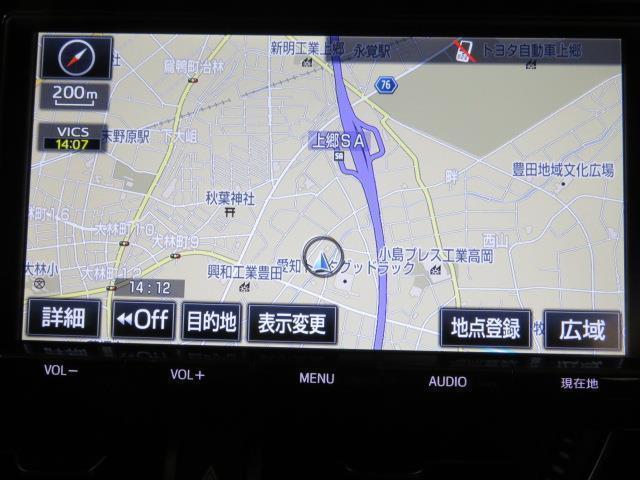 G-T LEDヘッドライト 4WD メモリーナビ CD(8枚目)