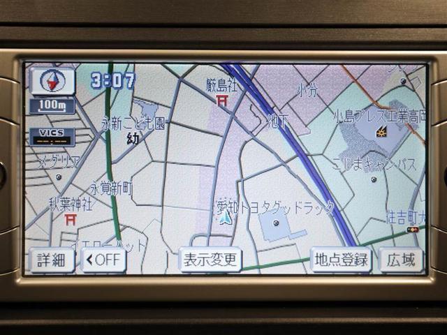 S バックモニター メモリーナビ ワンセグTV スマートキ-(10枚目)