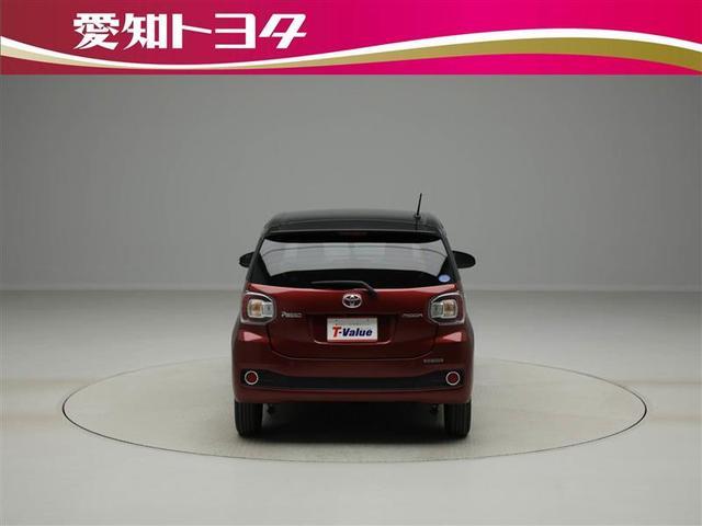 モーダ S メモリーナビ フルセグ 純正アルミ DVD CD(4枚目)