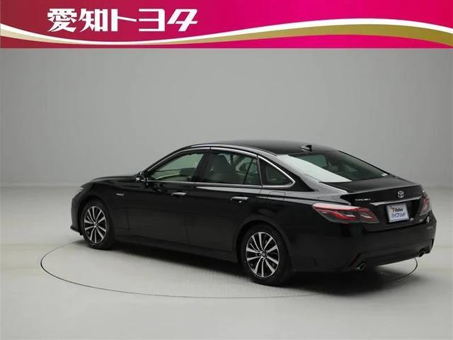「トヨタ」「クラウンハイブリッド」「セダン」「愛知県」の中古車4