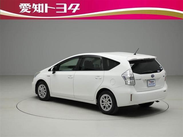 「トヨタ」「プリウスα」「ミニバン・ワンボックス」「愛知県」の中古車4