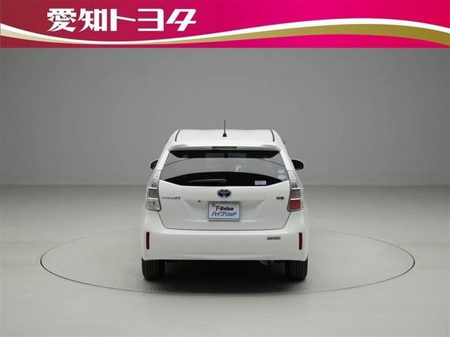 「トヨタ」「プリウスα」「ミニバン・ワンボックス」「愛知県」の中古車5