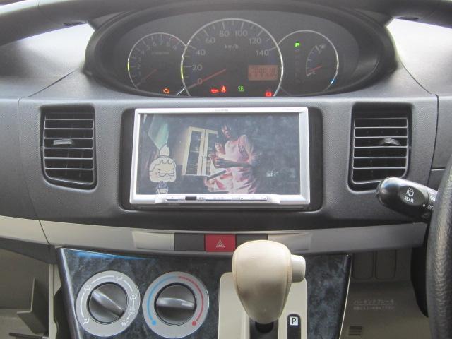 ダイハツ ムーヴ X VS III HDDナビ キーレス アルミ エアロ