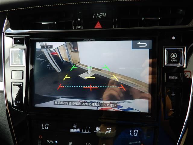 プレミアム 9型ナビTV バックカメラ 後席モニタ LED(3枚目)