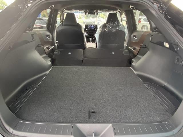G 新車未登録 ディスプレイオーディオ バックカメラ スマートキー レーダークルーズコントロール パワーバックドア パワーシート デジタルインナーミラー 録画機能付き ステアリングリモコン(8枚目)