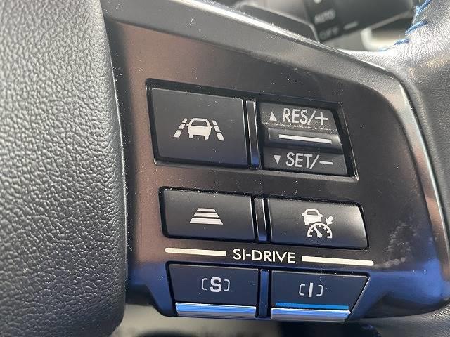 1.6GT-Sアイサイト 衝突軽減 LEDライト スマートキー ETC パドルシフト レーダークルーズコントロール 純正アルミ アイドリングストップ レーンキープ フォグランプ パワーシート(6枚目)