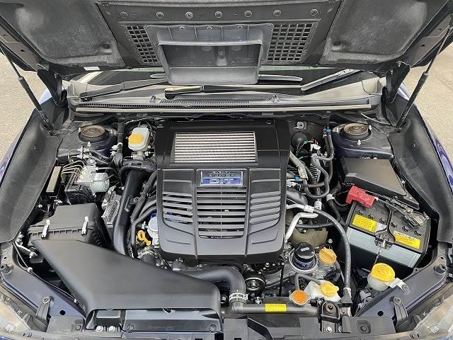 1.6STI Sport EyeSight アドバンスドセー 衝突軽減 レーダークルーズコントロール シートヒーター 革シート パワーシート スマートキー ブラインドスポット ETC SDナビ地デジ アイドリングストップ パドルシフト フォグランプ(18枚目)